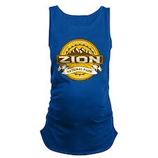 Zion Goldenrod Maternity Tank Top