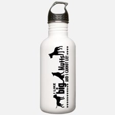 BigMuttsWhtTall Water Bottle