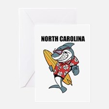 North Carolina Greeting Card