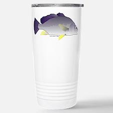 Freshwater Drum fish (aka Sheephead) Travel Mug