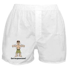 Got Acupuncture? Boxer Shorts