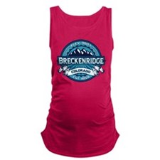 Breckenridge Ice.png Maternity Tank Top