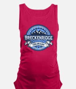 Breckenridge Blue.png Maternity Tank Top