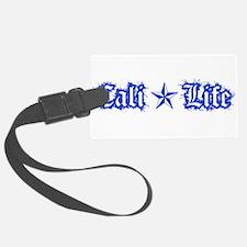 cali life 1a blue Luggage Tag
