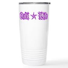 cali life 1a purple Travel Mug