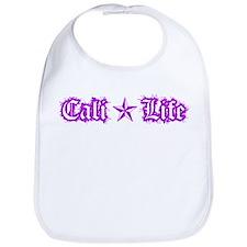 cali life 1a purple Bib