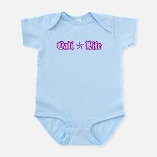 cali life 1a purple Body Suit