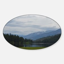 Hume Lake Decal