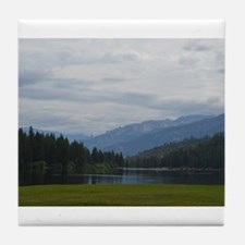 Hume Lake Tile Coaster