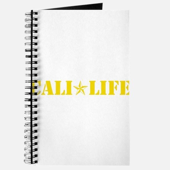 cali life 1b yellow Journal