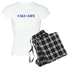 cali life 1b blue Pajamas