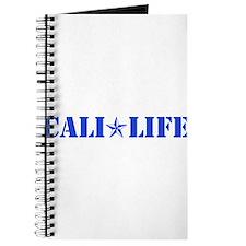 cali life 1b blue Journal