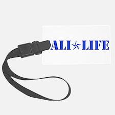 cali life 1b blue Luggage Tag