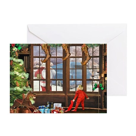 Rat Rod Studios Christmas Cards 31 (Pk of 10)