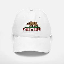cali life 3b Baseball Baseball Baseball Cap