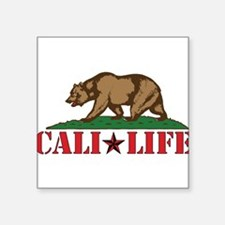 cali life 3b Sticker