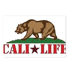 cali life 3b Postcards (Package of 8)