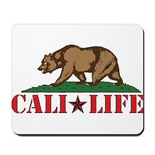cali life 3b Mousepad