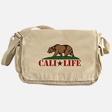 cali life 3b Messenger Bag