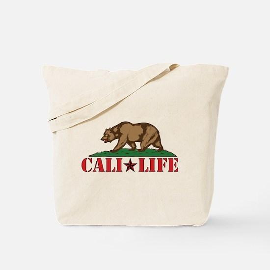 cali life 3b Tote Bag