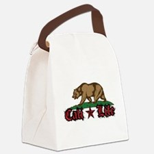 cali life 3a Canvas Lunch Bag