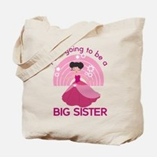 Big Sister - Princess Tote Bag