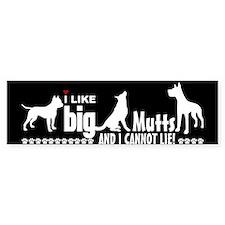 BigMuttsBS Bumper Bumper Sticker