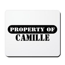 Property of Camille Mousepad