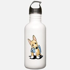 Portuguese Podengo Pequeno Sports Water Bottle