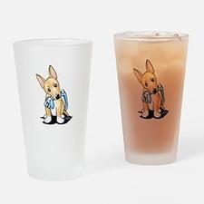 Portuguese Podengo Pequeno Drinking Glass