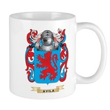 Avila Coat of Arms Mug