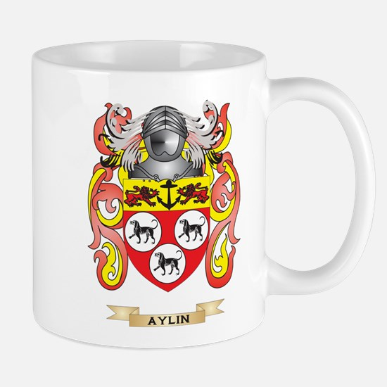 Aylin Coat of Arms Mug
