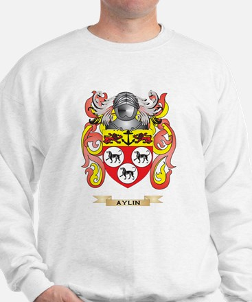 Aylin Coat of Arms Sweater
