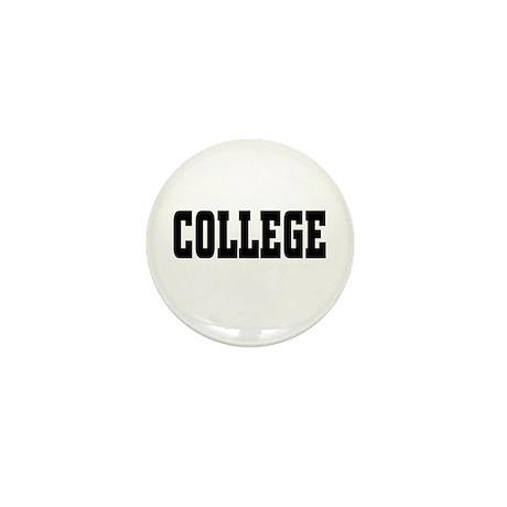 College Mini Button (10 pack)