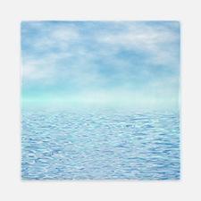 Sea of Serenity Queen Duvet