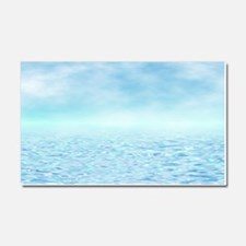 Sea of Serenity Car Magnet 20 x 12