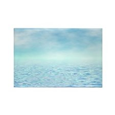 Sea of Serenity Rectangle Magnet (100 pack)