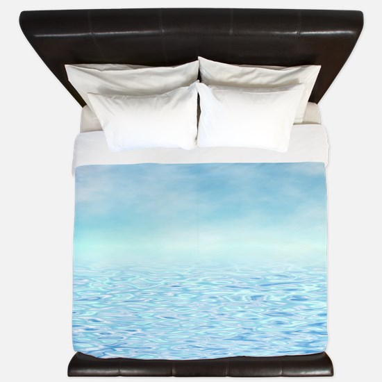 Sea of Serenity King Duvet
