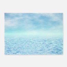 Sea of Serenity 5'x7'Area Rug