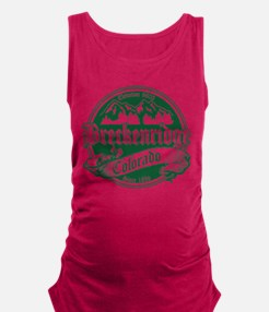 Breck Old Green.png Maternity Tank Top
