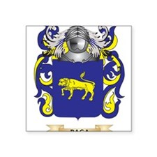 Baca Coat of Arms Sticker
