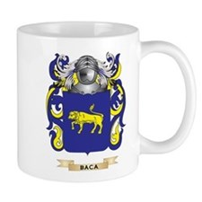 Baca Coat of Arms Mug