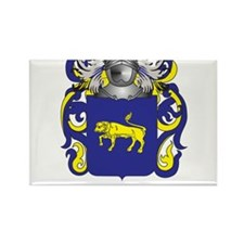 Baca Coat of Arms Rectangle Magnet