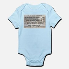 Galatians 2:20 Body Suit