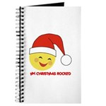 My Christmas Rocked Journal