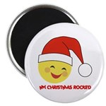 My Christmas Rocked Magnet