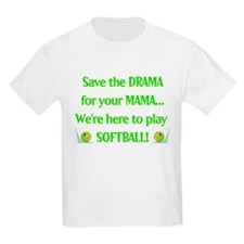 Mama Drama Kids T-Shirt
