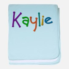 Kaylie Play Clay baby blanket