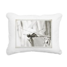 Wakulla Springs Dragonfl Rectangular Canvas Pillow