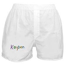 Kayden Play Clay Boxer Shorts